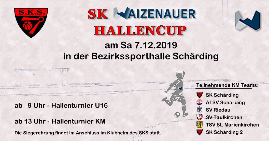 Hallencup 2019